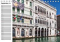 VENEDIG Eine Tour auf dem Canal Grande (Tischkalender 2019 DIN A5 quer) - Produktdetailbild 9