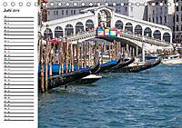 VENEDIG Eine Tour auf dem Canal Grande (Tischkalender 2019 DIN A5 quer) - Produktdetailbild 6