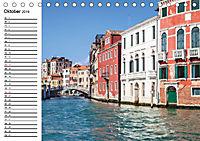 VENEDIG Eine Tour auf dem Canal Grande (Tischkalender 2019 DIN A5 quer) - Produktdetailbild 10