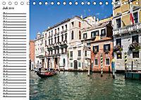 VENEDIG Eine Tour auf dem Canal Grande (Tischkalender 2019 DIN A5 quer) - Produktdetailbild 7