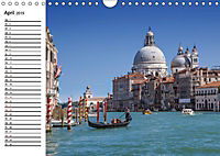 VENEDIG Eine Tour auf dem Canal Grande (Wandkalender 2019 DIN A4 quer) - Produktdetailbild 4
