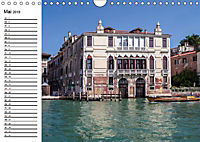 VENEDIG Eine Tour auf dem Canal Grande (Wandkalender 2019 DIN A4 quer) - Produktdetailbild 5