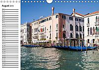 VENEDIG Eine Tour auf dem Canal Grande (Wandkalender 2019 DIN A4 quer) - Produktdetailbild 8