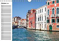 VENEDIG Eine Tour auf dem Canal Grande (Wandkalender 2019 DIN A4 quer) - Produktdetailbild 10
