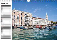 VENEDIG Eine Tour auf dem Canal Grande (Wandkalender 2019 DIN A4 quer) - Produktdetailbild 1