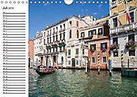 VENEDIG Eine Tour auf dem Canal Grande (Wandkalender 2019 DIN A4 quer) - Produktdetailbild 7