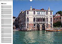 VENEDIG Eine Tour auf dem Canal Grande (Wandkalender 2019 DIN A3 quer) - Produktdetailbild 5
