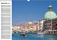 VENEDIG Eine Tour auf dem Canal Grande (Wandkalender 2019 DIN A3 quer) - Produktdetailbild 12