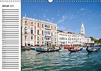 VENEDIG Eine Tour auf dem Canal Grande (Wandkalender 2019 DIN A3 quer) - Produktdetailbild 1