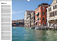 VENEDIG Eine Tour auf dem Canal Grande (Wandkalender 2019 DIN A3 quer) - Produktdetailbild 3