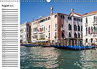 VENEDIG Eine Tour auf dem Canal Grande (Wandkalender 2019 DIN A3 quer) - Produktdetailbild 8