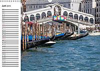 VENEDIG Eine Tour auf dem Canal Grande (Wandkalender 2019 DIN A3 quer) - Produktdetailbild 6