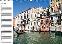 VENEDIG Eine Tour auf dem Canal Grande (Wandkalender 2019 DIN A3 quer) - Produktdetailbild 7