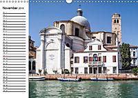 VENEDIG Eine Tour auf dem Canal Grande (Wandkalender 2019 DIN A3 quer) - Produktdetailbild 11