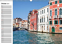 VENEDIG Eine Tour auf dem Canal Grande (Wandkalender 2019 DIN A3 quer) - Produktdetailbild 10
