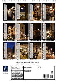 VENEDIG Klassische Momente (Wandkalender 2019 DIN A3 hoch) - Produktdetailbild 13