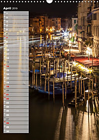 VENEDIG Klassische Momente (Wandkalender 2019 DIN A3 hoch) - Produktdetailbild 4