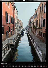 """Venedig - La Romantica"" (Wandkalender 2019 DIN A2 hoch) - Produktdetailbild 5"
