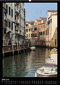 """Venedig - La Romantica"" (Wandkalender 2019 DIN A2 hoch) - Produktdetailbild 6"