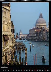 """Venedig - La Romantica"" (Wandkalender 2019 DIN A2 hoch) - Produktdetailbild 4"