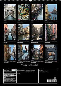 """Venedig - La Romantica"" (Wandkalender 2019 DIN A2 hoch) - Produktdetailbild 13"