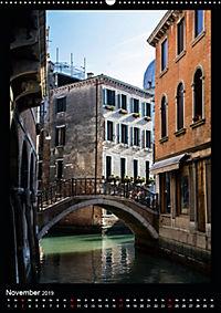 """Venedig - La Romantica"" (Wandkalender 2019 DIN A2 hoch) - Produktdetailbild 11"