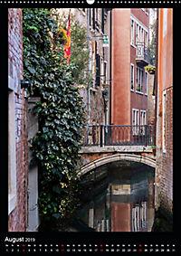 """Venedig - La Romantica"" (Wandkalender 2019 DIN A2 hoch) - Produktdetailbild 8"