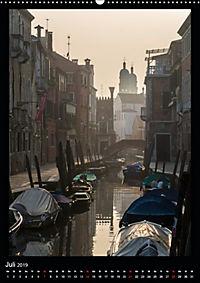 """Venedig - La Romantica"" (Wandkalender 2019 DIN A2 hoch) - Produktdetailbild 7"