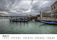 Venedig - La Serenissima 2019 (Wandkalender 2019 DIN A2 quer) - Produktdetailbild 1