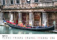 Venedig - La Serenissima 2019 (Wandkalender 2019 DIN A3 quer) - Produktdetailbild 4
