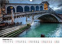 Venedig - La Serenissima 2019 (Wandkalender 2019 DIN A3 quer) - Produktdetailbild 12