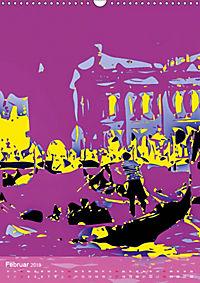 VENEDIG pop-art (Wandkalender 2019 DIN A3 hoch) - Produktdetailbild 2