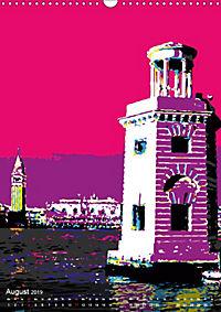 VENEDIG pop-art (Wandkalender 2019 DIN A3 hoch) - Produktdetailbild 8