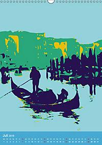 VENEDIG pop-art (Wandkalender 2019 DIN A3 hoch) - Produktdetailbild 7