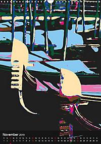 VENEDIG pop-art (Wandkalender 2019 DIN A3 hoch) - Produktdetailbild 11