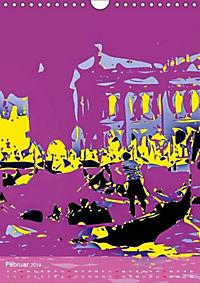 VENEDIG pop-art (Wandkalender 2019 DIN A4 hoch) - Produktdetailbild 2