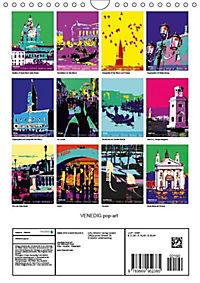 VENEDIG pop-art (Wandkalender 2019 DIN A4 hoch) - Produktdetailbild 13