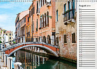 Venedig - Stille Momente (Wandkalender 2019 DIN A3 quer) - Produktdetailbild 8