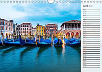 Venedig - Stille Momente (Wandkalender 2019 DIN A4 quer) - Produktdetailbild 4