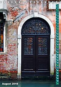 Venedigs Türen (Tischkalender 2019 DIN A5 hoch) - Produktdetailbild 8