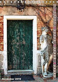Venedigs Türen (Tischkalender 2019 DIN A5 hoch) - Produktdetailbild 11