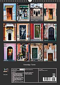 Venedigs Türen (Wandkalender 2019 DIN A3 hoch) - Produktdetailbild 10