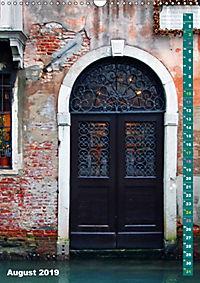Venedigs Türen (Wandkalender 2019 DIN A3 hoch) - Produktdetailbild 8