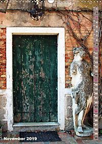 Venedigs Türen (Wandkalender 2019 DIN A3 hoch) - Produktdetailbild 11