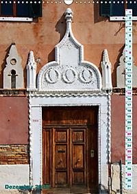 Venedigs Türen (Wandkalender 2019 DIN A3 hoch) - Produktdetailbild 12