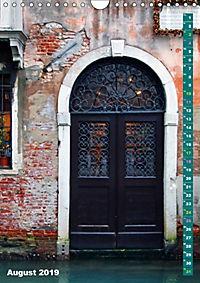 Venedigs Türen (Wandkalender 2019 DIN A4 hoch) - Produktdetailbild 7