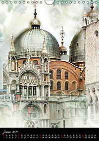 Venezia 2019 Stadt der Träume (Wandkalender 2019 DIN A4 hoch) - Produktdetailbild 1
