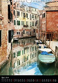 Venezia 2019 Stadt der Träume (Wandkalender 2019 DIN A4 hoch) - Produktdetailbild 4