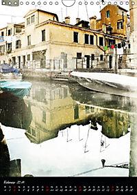 Venezia 2019 Stadt der Träume (Wandkalender 2019 DIN A4 hoch) - Produktdetailbild 2