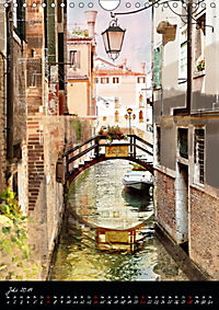 Venezia 2019 Stadt der Träume (Wandkalender 2019 DIN A4 hoch) - Produktdetailbild 7